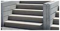 examples of concrete steps