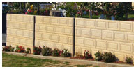 concrete sleepers for retaining walls